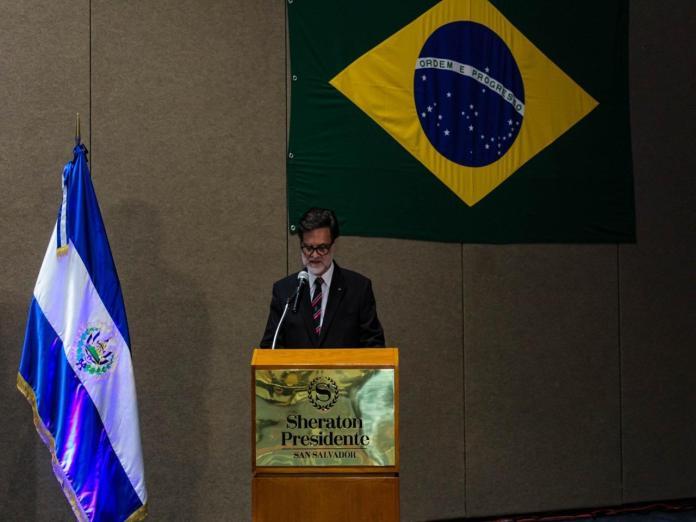 article 44 1 - Em El Salvador, 25 anos da Missão Militar Brasileira e condecoração do Ministro da Defesa