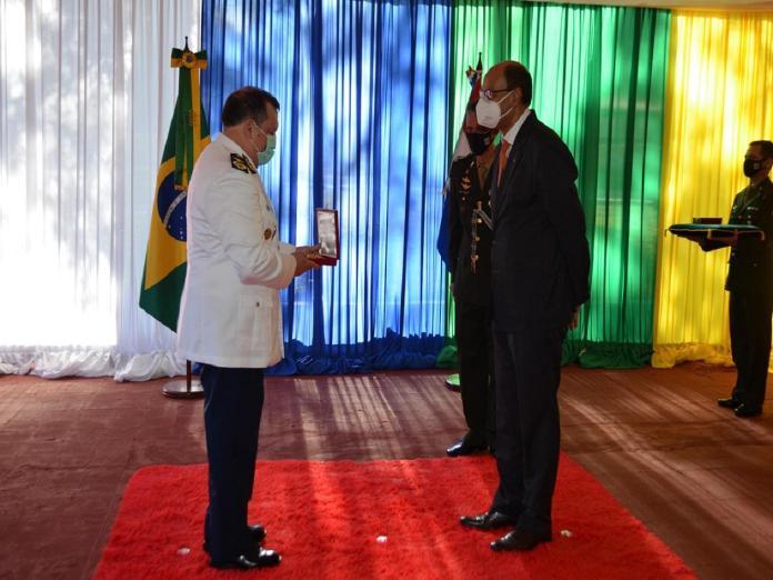 article 48 1 - Cooperação Militar, completa 78 anos no Paraguai