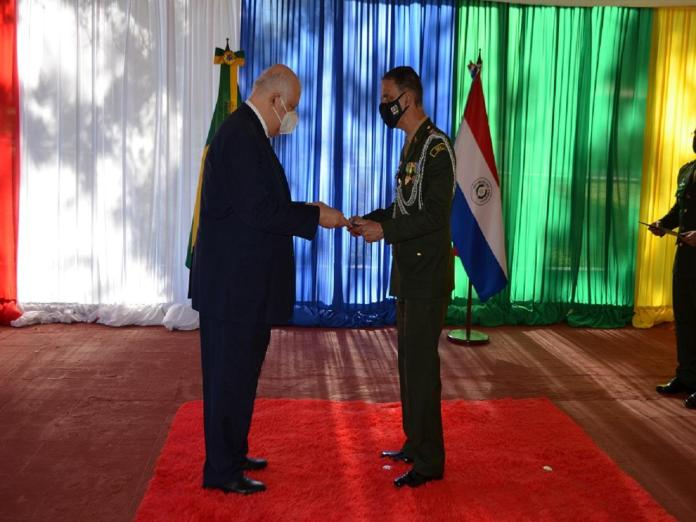 article 49 - Cooperação Militar, completa 78 anos no Paraguai
