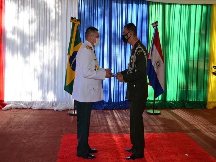 article 50 - Cooperação Militar, completa 78 anos no Paraguai