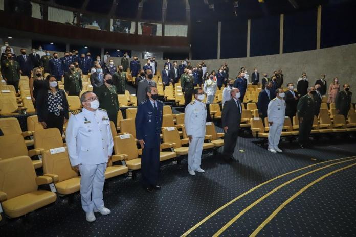 d71384e6 0926 4c03 b890 868abbbf1422 - Cerimônia na ESG encerra o Curso de Altos Estudos e Defesa