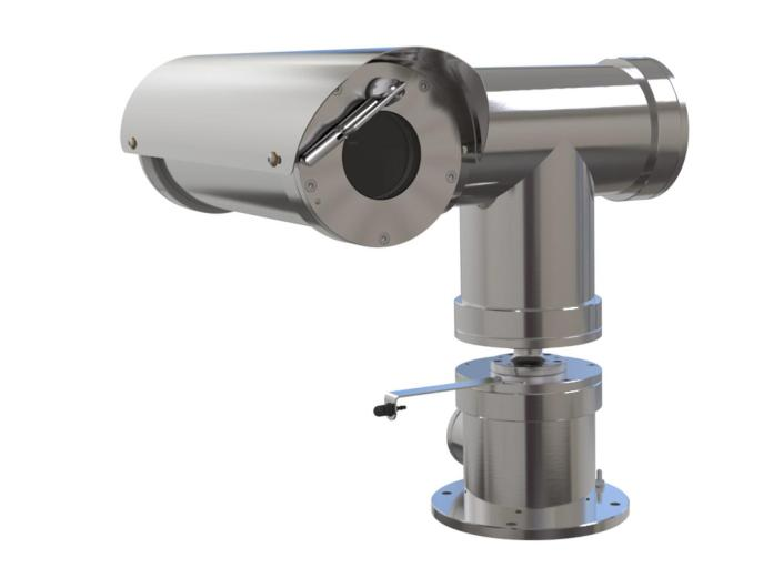 xp40 q1785 - Novas câmeras resistentes à explosão ampliam possibilidades operacionais em ambientes críticos
