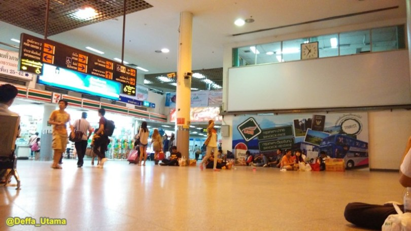 How to Explore Pattaya in 1 Day - Mochit 2 Bus Terminal