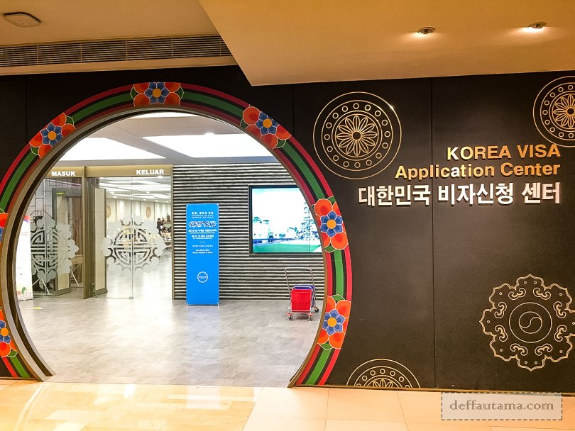 Korea Visa Application Center Jakarta