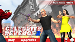Juego para iphone Celebrity Revenge 2
