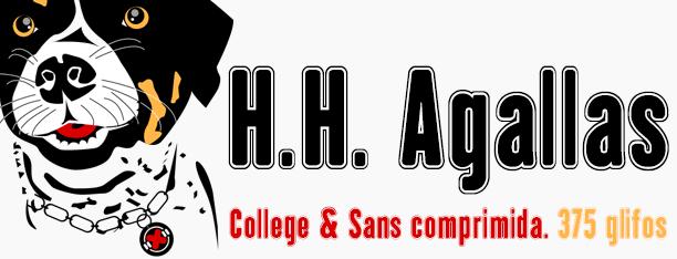 HH Agallas: Fuente 100% gratis