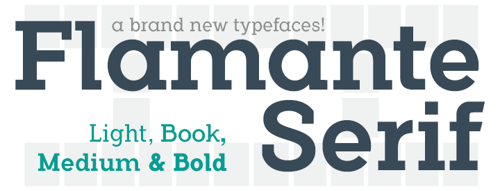Flamante Serif Family