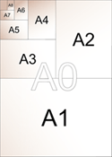 Formatos estándar DIN para papel