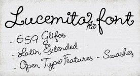 Fuente tipográfica script gratis para descarga