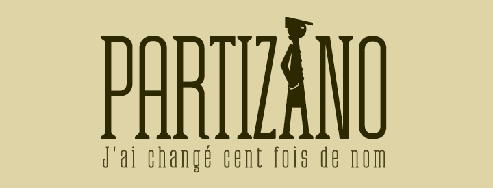 Partizano -Retro & Condensed-