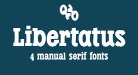 Fuentes slab-serif gratis para descarga