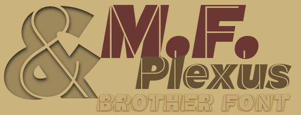 M.F. Plexus Italic