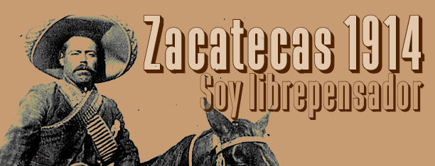Zacatecas 1914 Font