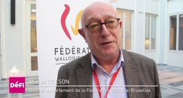 FWB : Michel Colson dénonce la privatisation de Wallonie-Bruxelles International