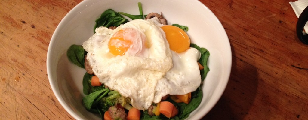 Today's Breakfast – SueBimBap