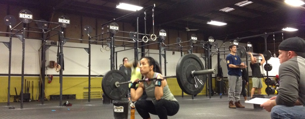 Post Mortem – CrossFit Open 17.5