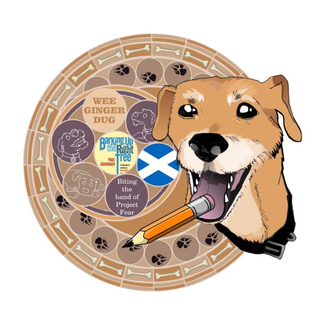 @WeeGingerDug Fan Art