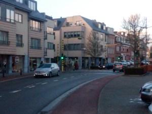 Carrefour avenue reine Astrid- rue d'Argile : un petit chantier mais de grosses perturbations de circulation durant le mois d'août – Pierre Simon
