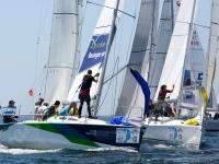 J4 : course Glénan