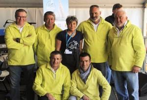 2016 jour 1 : village et équipages