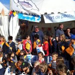stand Ile d'Yeu et scolaires
