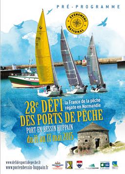 défi de Port en Bessin Huppain