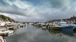 la flotille de pêche