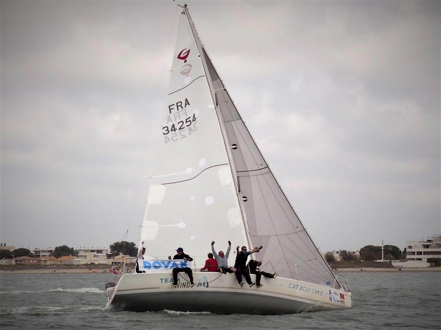 Royan gagne le Défi des Ports de Pêche pour la 7ème fois !