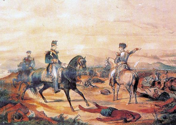 Rosas: sobre la campaña de 1833 (1/2)