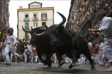 San Fermin- Bullrun