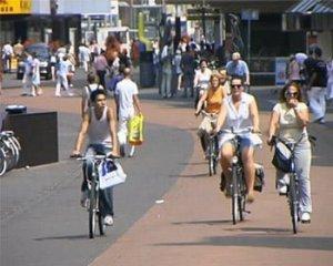 fietsen populair