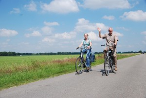 Drunense Fietsvierdaagse, 4 dagen fietsplezier_KF