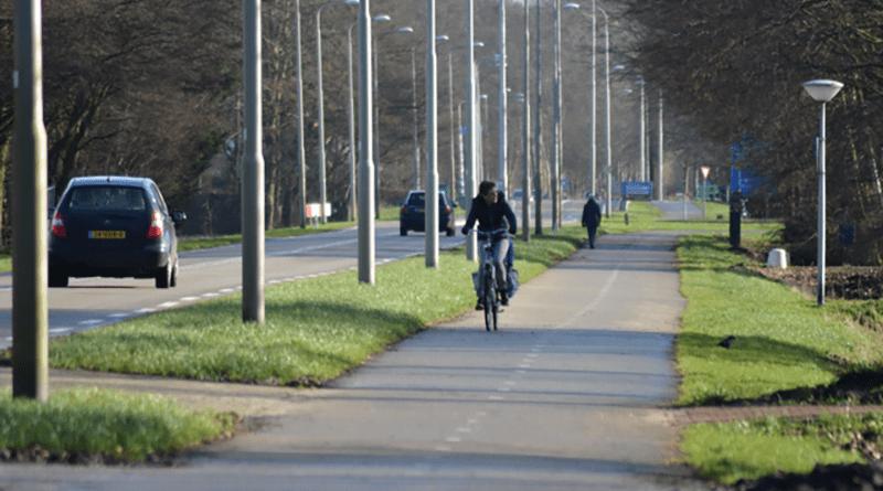 fan van fietsen