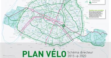 parijs fietsplan