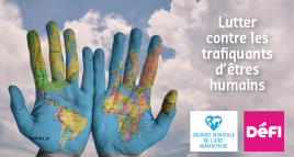 Journée mondiale de l'aide humanitaire : lutter contre les trafiquants d'êtres humains, non contre ceux qui sauvent des vies