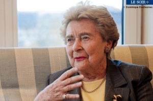 Antoinette Spaak : «Charles Michel est parti de très mauvaise façon. C'est un abandon de poste»