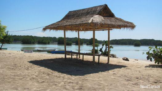 Pantai Pasir Perawan - Pulau Pari