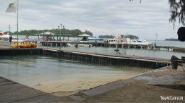 Dermaga Pulau Putri