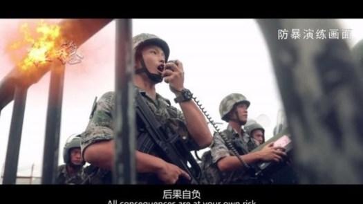 armee chinoise