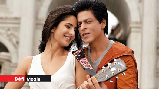 Katrina Kaif et Shah Rukh Khan