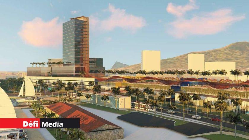 Immigration Square : un Time Frame fixé pour la construction du terminal urbain