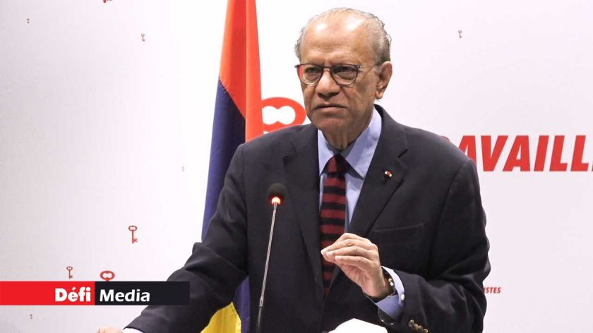 Rs 80 milliards à la Mauritius Investment Corporation : « Enn opasite total », dit Ramgoolam