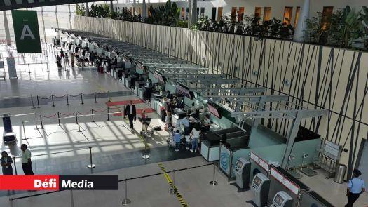 aéroport international SSR