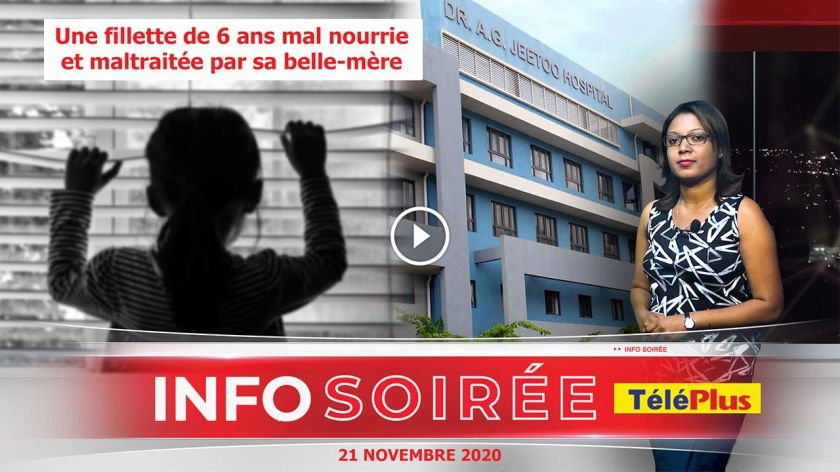 [Video] [Info Soirée] : «Mo pann kapav get sa bann mark-la dan so figir, monn bizin denonse»