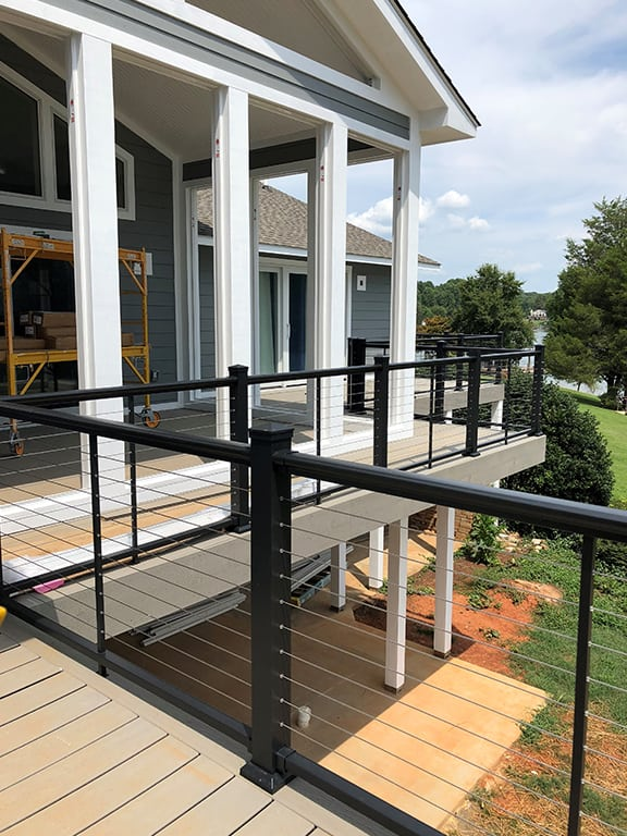 47 Gorgeous Deck Railing Ideas That Will Inspire You