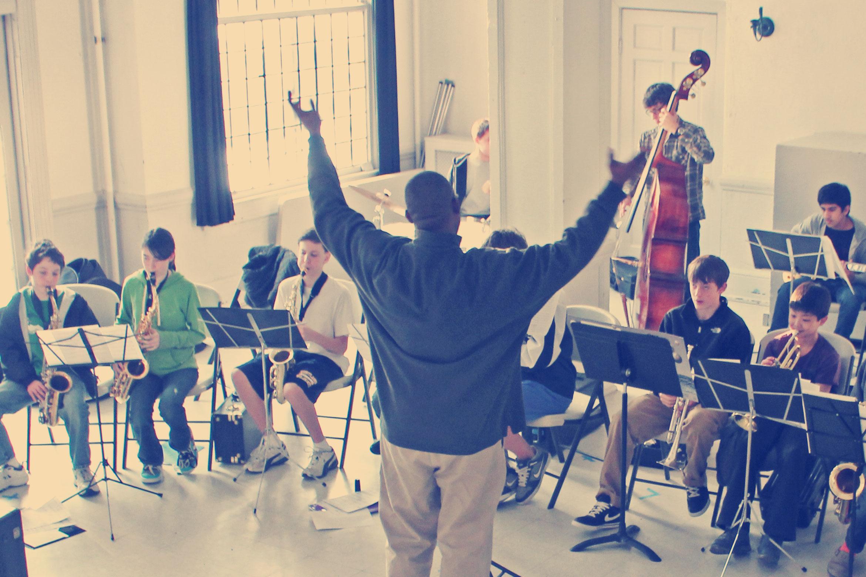 Concert Hall versus Music School