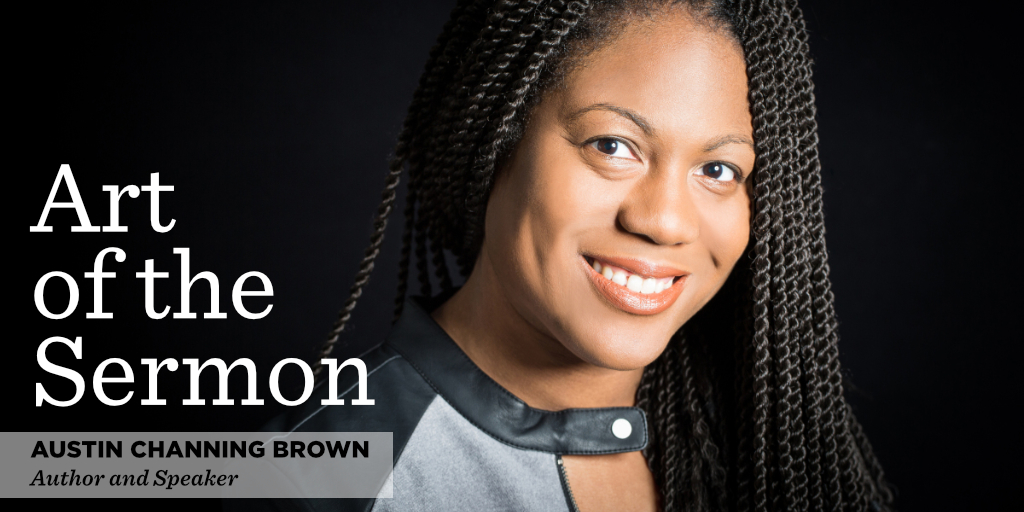 64: I'm Still Here – An Interview with Austin Channing Brown – Art of the Sermon