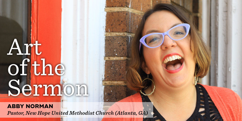 67: Replanting the Sermon – An Interview with Abby Norman – Art of the Sermon