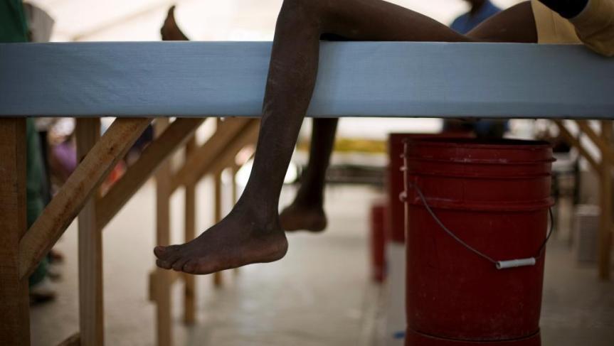 RFI PRIORITÉ SANTE – Journée mondiale de l'environnement : les maladies liées à l'eau