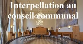 Interpellation : Mobilité au carrefour Spaak/Roodebeek/Hymans/St.-Lambert